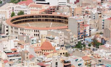 Арена для боя быков в Аликанте: отели поблизости
