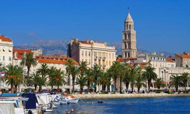 Hotels near Split Port
