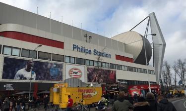 Hotels near PSV - Philips Stadium
