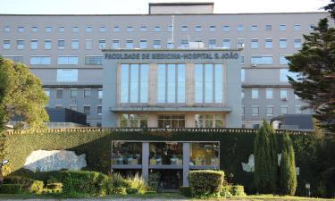聖若昂綜合醫院(São João General Hospital)附近的飯店