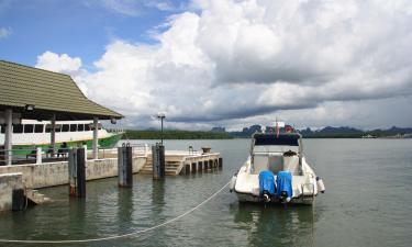 Hotels near Krabi pier - Klong Jirad