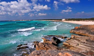 Hoteles cerca de Playa de Es Trenc