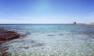 Marina di Pulsano: hotel