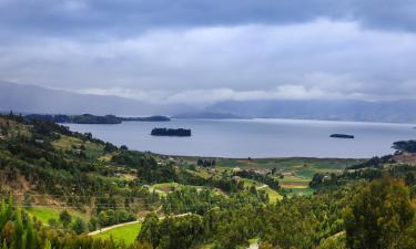 Hotels near Tota Lake