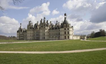 Hôtels près de: Château de Chambord