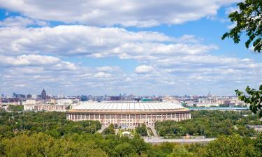 Hotels near Luzhniki Stadium