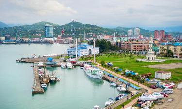 Hotels near Batumi Sea Port