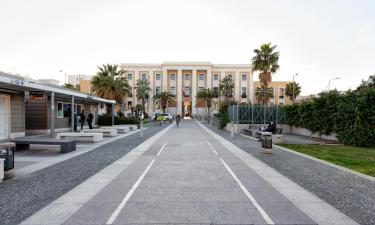 Policlinico di Bari: hotel