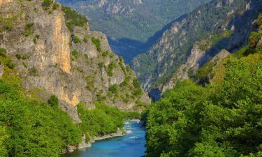 Река Аоос: отели поблизости