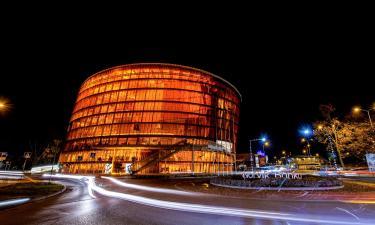 Concert Hall 'Great Amber': viešbučiai netoliese