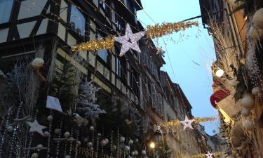 Hotels in de buurt van kerstmarkt van Straatsburg
