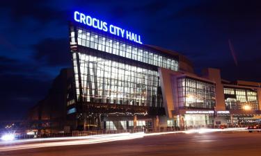 Hotels near Crocus Expo