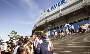 Hotels near Rod Laver Arena