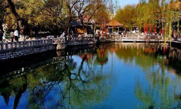Daming Lake Park: отели поблизости