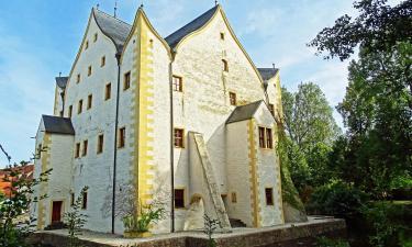 Wasserschloss Klaffenbach: Hotels in der Nähe
