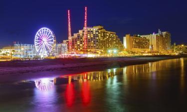 Hotels near Boardwalk Amusement Area and Pier
