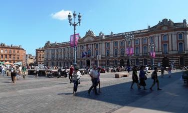 Hôtels près de: Place du Capitole
