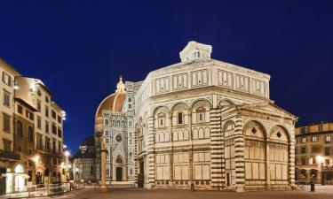 Piazza del Duomo: hotel