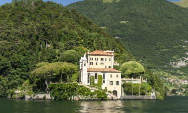 Villa del Balbianello: hotel