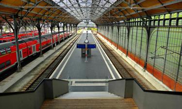 Hauptbahnhof Lübeck: Hotels in der Nähe