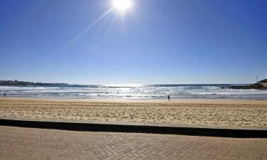 Hotéis perto de: Manly Beach