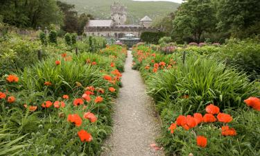 Hotels near Glenveagh National Park and Castle