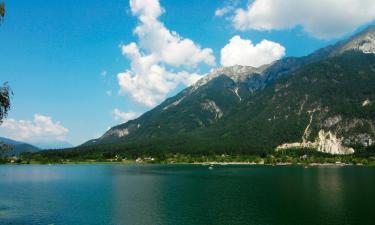 Hoteles cerca de Lago Pressegger