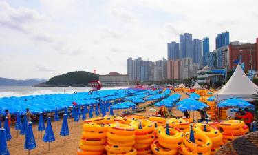 Hotels near Haeundae Beach