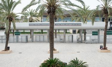 Hotels near Tel Aviv Convention Center