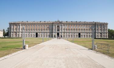 Hotels near Royal Palace of Caserta