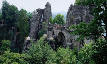 Nationalpark Sächsische Schweiz: Hotels in der Nähe