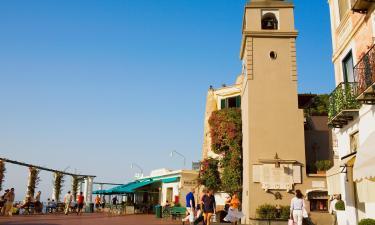Hotels near Piazzetta di Capri