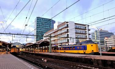 Hotels near Utrecht Centraal Station
