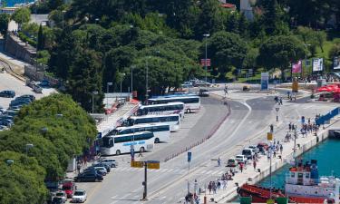 Hotels near Split Bus Station