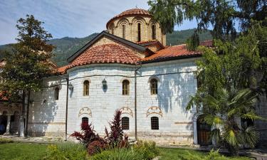 Hotels near Bachkovo Monastery