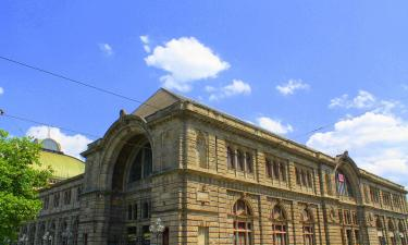 Hauptbahnhof Nürnberg: Hotels in der Nähe