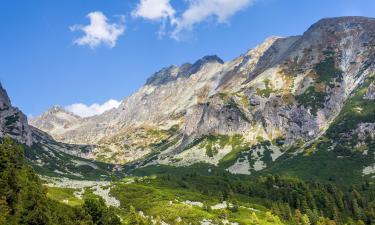 Hotels near Tatra National Park