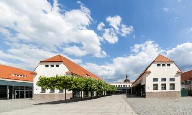 Hotels near Messe Dresden