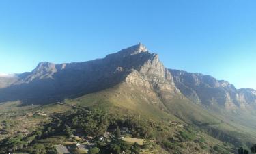 Hotels near Table Mountain