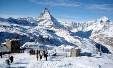 Hotels near Matterhorn