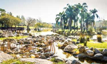 Hoteles cerca de Bioparque Temaikén