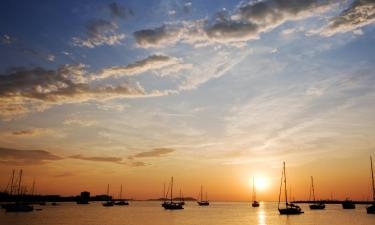 Hotels near Ocean Beach Ibiza