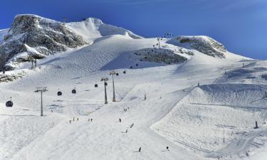 Hintertuxer Gletscher: Hotels in der Nähe