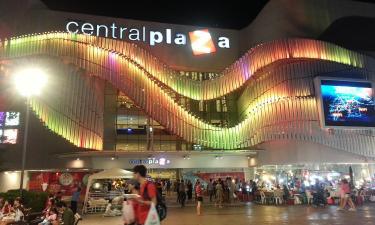 Hoteles cerca de Centro Comercial Central Plaza