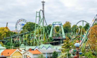 Hotels near Liseberg Amusement Park