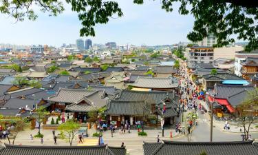 Hotels near Jeonju Hanok Village