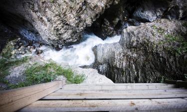 Hotels near Liechtenstein Gorge