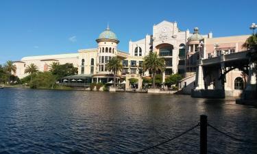 Hotels near Canal Walk