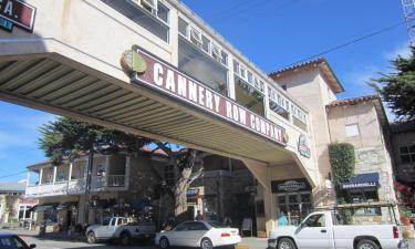 Hotels near Cannery Row