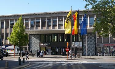 Hotels in de buurt van Station Hasselt